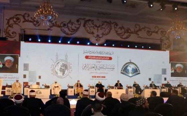 بلمهدي يؤكد من القاهرة أن الفتوى عامل استقرار و آلية لتسيير الأزمات