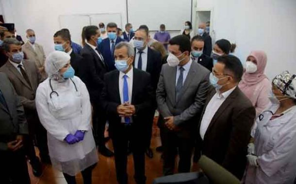 وزير الصحة يؤكد توفر جرعات اللقاح بقدر كاف خلال غشت الجاري