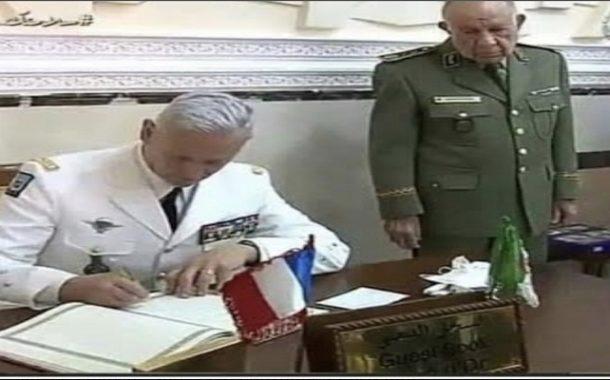 في الجزائر عبيد الجنرال شنقريحة يتغلبون على عبيد الجنرال توفيق