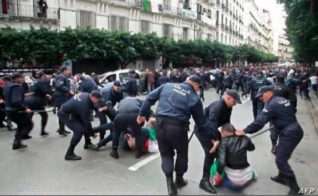 منظمات دولية وضعية حقوق الإنسان وحرية الصحافة بالجزائر كارثية