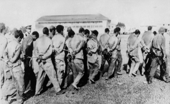 وذكر فإن الذكرى...يوم دفن 5 ألاف جندي جزائري ضحايا حرب الرمال في مقبرة مجهولة