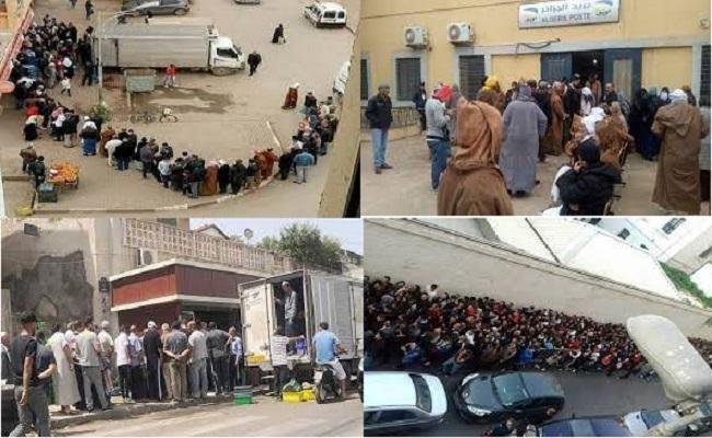 الجزائر أصبحت قوة ضاربة في الطوابير