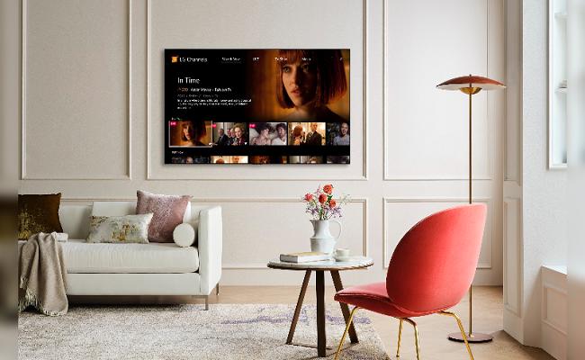 LG Channels  المحسنة توفر تجربة مستخدم جديدة...