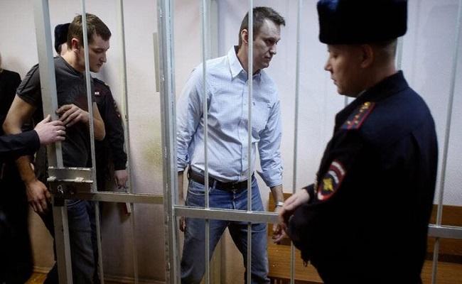 تهم جديدة للمعارض الروسي نافالني