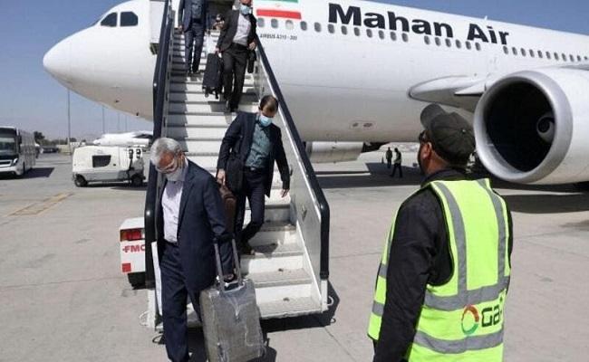 استئناف الرحلات الجوية بين إيران وأفغانستان
