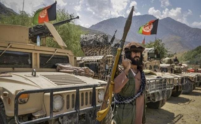 طالبان تهاجم إقليم بنجشير