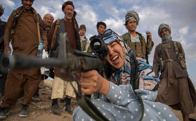 طالبان تدعو ميركل لزيارة أفغانستان