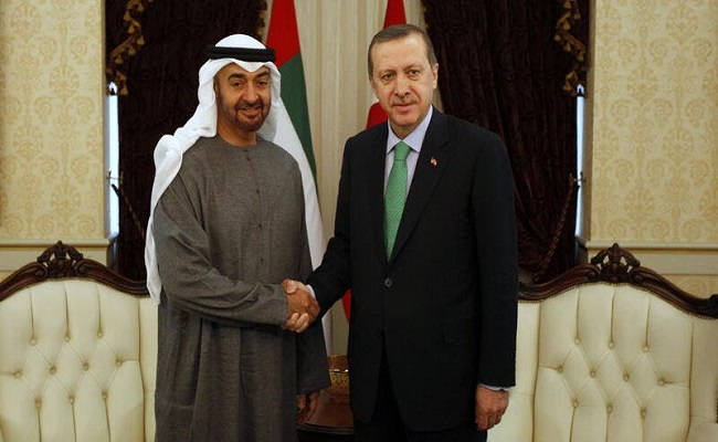 تركيا علاقات متينة تربطنا مع الإمارات