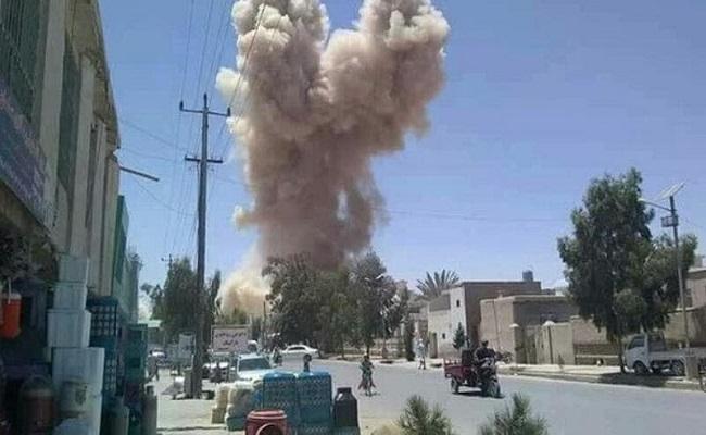 قتيلان وجرحى بإنفجار في جلال أباد