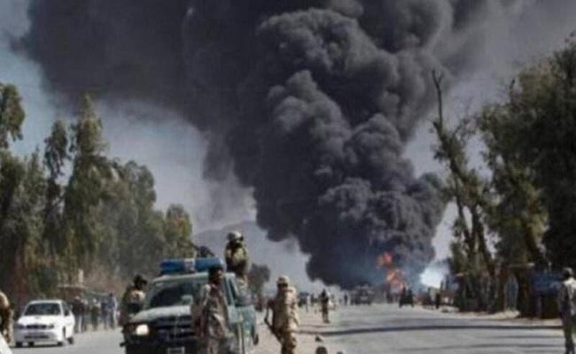 قتيلان وإصابات جراء انفجار في أفغانستان