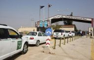 فتح الحدود البرية بين الأردن وسوريا