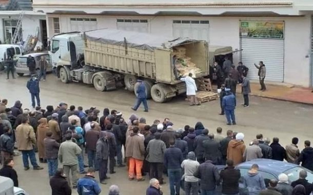 الجزائر تطرح مناقصة دولية لشراء 50 ألف طن من قمح