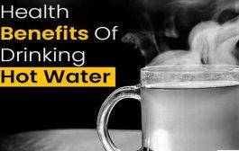 ما هي الفوائد التي تحصلون عليها بعد شرب كوبٍ من الماء الساخن؟