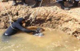 غرق طفل و إنقاذ شقيقه في حاجز مائي بعموشة بسطيف