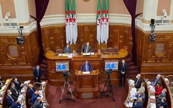 تأكيد رؤساء المجموعات البرلمانية يؤكدون على ضرورة مواصلة الإصلاحات