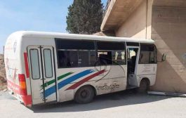 اصطدام حافلة بحاجز أمني يخلف 17 جريحا بقسنطينة