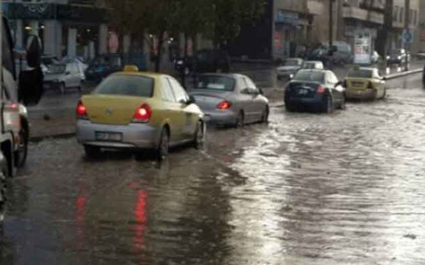 تسرب للمياه بعدد من بلديات تيزي وزو بسبب التساقطات المطرية