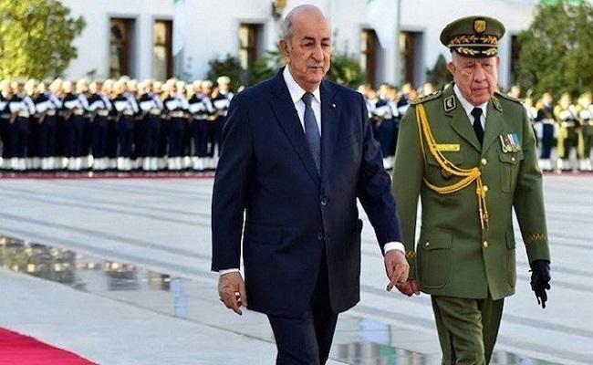سكوب صفقة القرن بين فريق الجنرال شنقريحة والموالين للجنرال قايد صالح