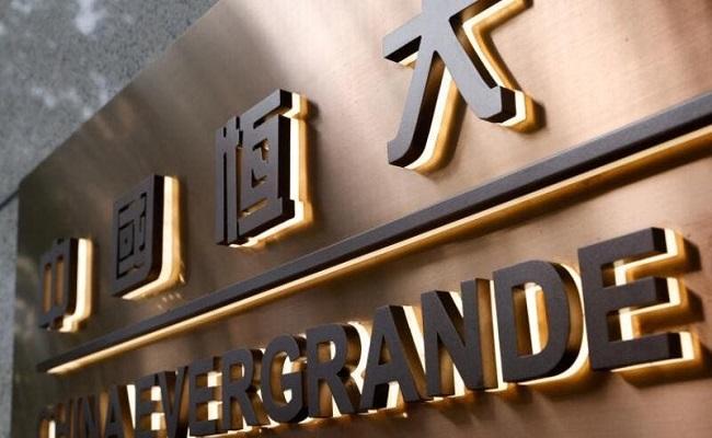 شركة الصينية «إيفرغراند» تعلق التداول بأسهمها...