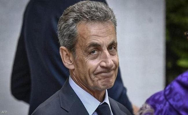 الحكم بسجن الرئيس الفرنسي السابق ساركوزي لمدة عام