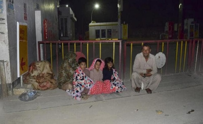 مصرع العشرات في زلزال ضرب وسط باكستان...