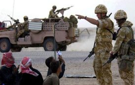 بريطانيا لن تلاحق مرتكبي جرائم الحرب في العراق