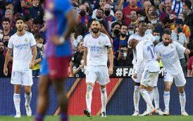 ريال مدريد يحقق الفوز على برشلونة...