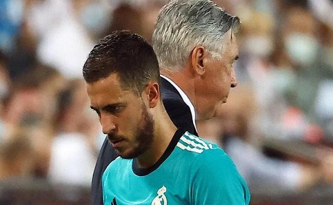 ريال مدريد يعرض مبادلة هازارد مع تشيلسي...