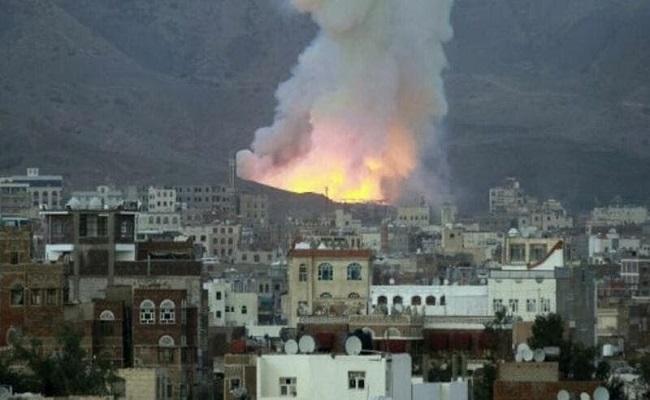 قتلى وجرحى بقصف صاروخي للحوثيين على مأرب