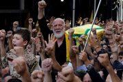 حزب الله يشيع قتلاه والجيش يوقف 19 شخصا