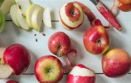 التفاح المجفف...وجبة خفيفة مثالية للحفاظ على وزنٍ صحّي!