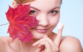 لبشرة تنبض بالجمال في فصل الخريف...