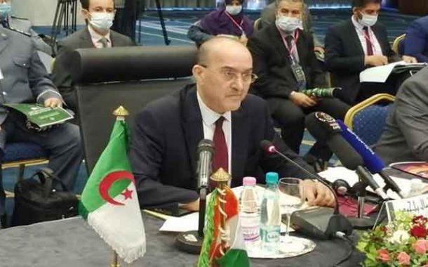 بلجود يؤكد أن تأمين الحدود الجزائرية-النيجرية مسؤولية مشتركة ينبغي أن يركز عليها التعاون الثنائي
