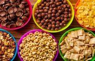 ما هي كمية السكريات التي توفرها حبوب الإفطار؟