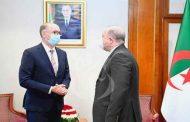 استقبال بن عبد الرحمان لنائب وزير الشؤون الخارجية الألماني