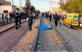 القطار ينهي حياة شخصين في أقل من 12 ساعة بالشلف