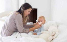 كيف تساعدين طفلكِ الذي يعاني من الزكام على النوم طوال الليل؟